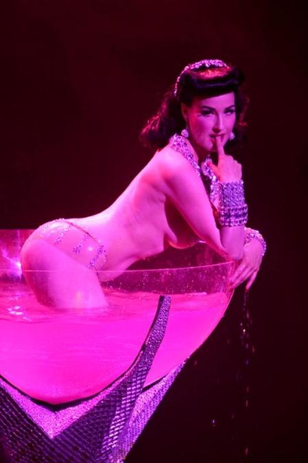 Dita Von Teese Striptease (1)