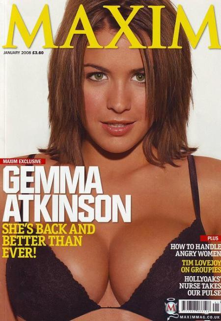 Gemma Atkinson Maxim1