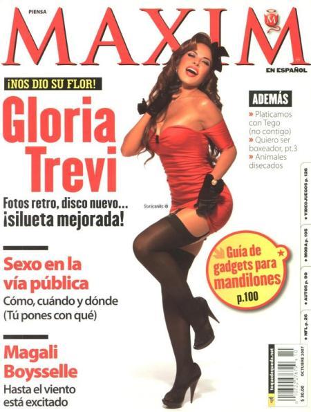 Gloria Trevi - Maxim 6